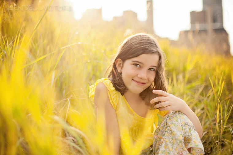 minneapolis natural light children's portrait photographer