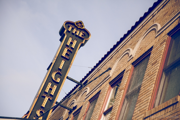 Central AVe NE, Minneapolis, MN, Fine Art Photography, Heights Theatre