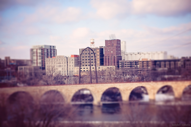 Gold Medal Park, Stone Arch Bridge, the Guthrie, Minneapolis