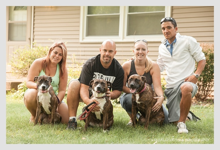 pit bull families